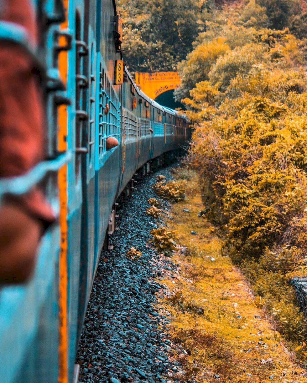 Världens vackraste tågresor – 16 episka äventyr på räls