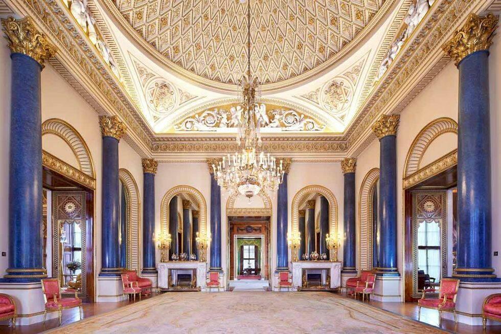 Picknicka kungligt i sommar –i slottsparken till Buckingham Palace