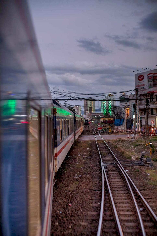 Tåg i Vietnam – med Återföreningsexpressen från Saigon till Hanoi