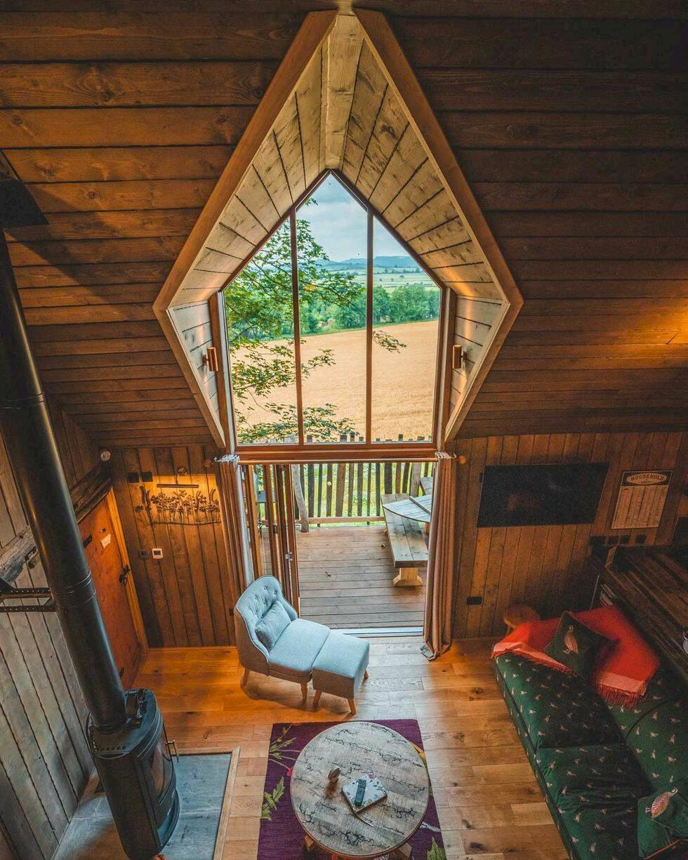 5 udda hotell i England – här kan du checka in mitt i vildmarken