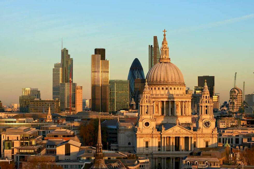 Världens 10 vackraste byggnader – enligt vetenskapen