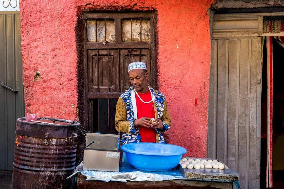 Snabbtåg från Etiopien till Djibouti – på räls över Afrikas horn