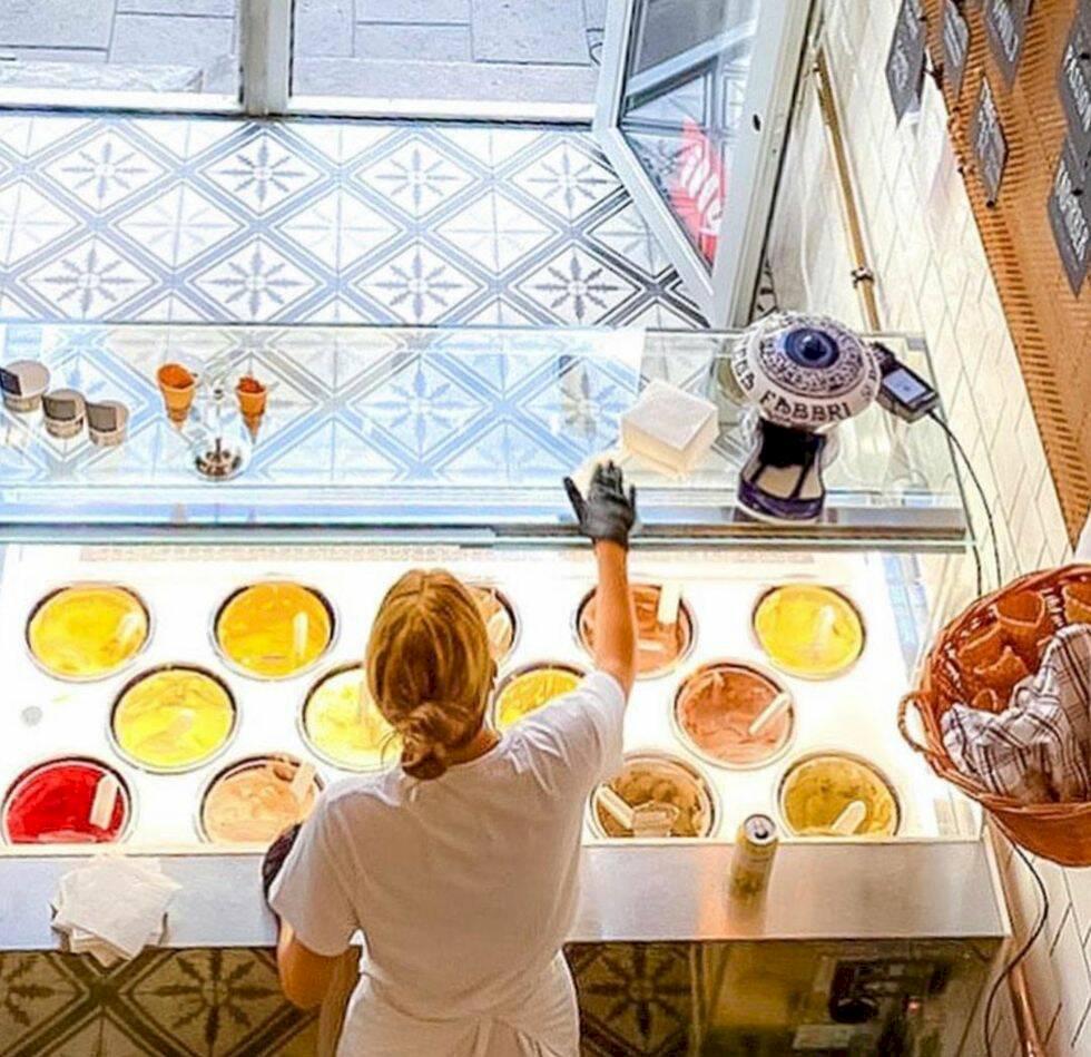 Stockholms bästa glassbarer med hantverksglass