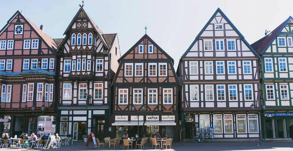 12 söta städer i Tyskland – värda en avstickare från autobahn