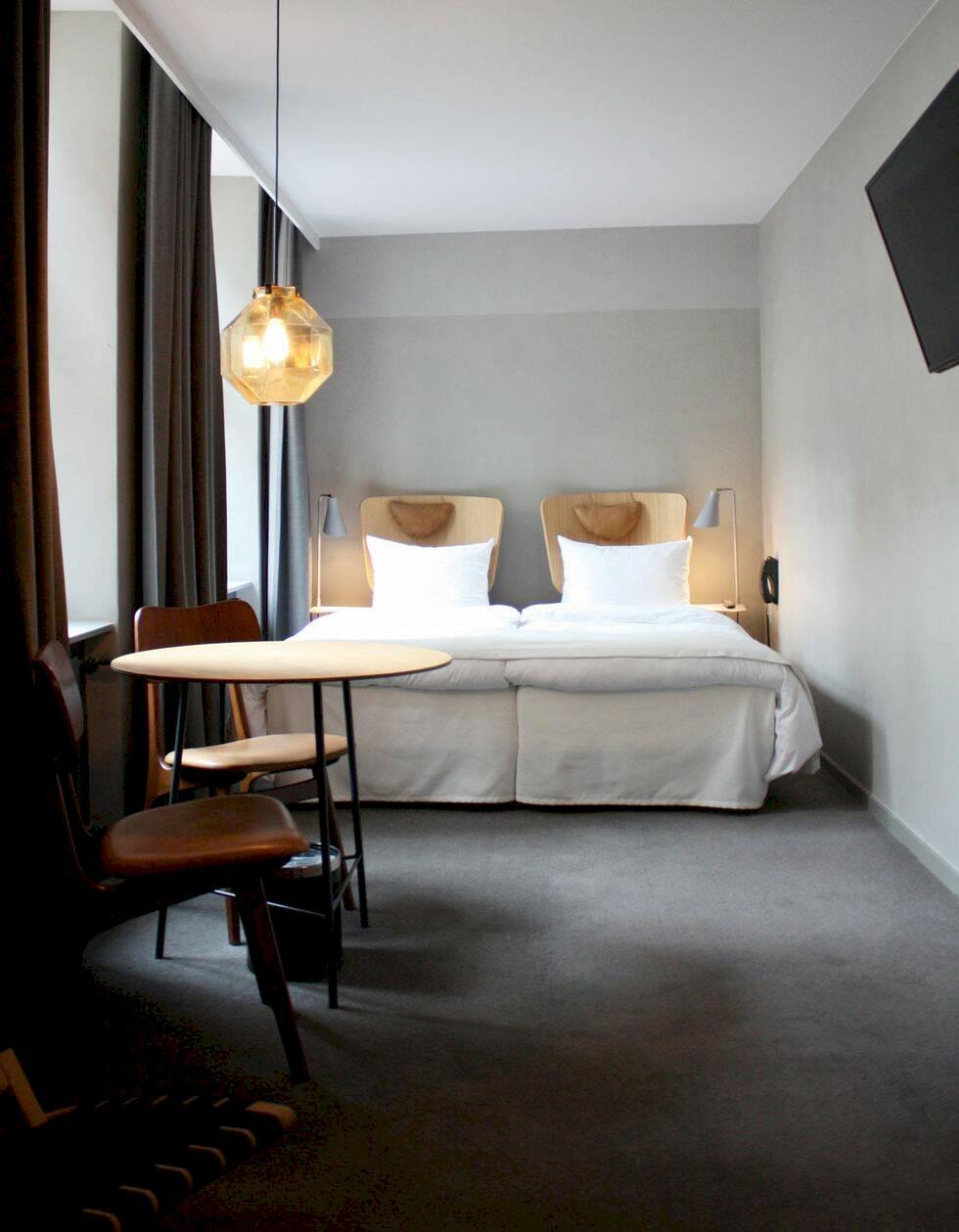 Köpenhamns hetaste hotell
