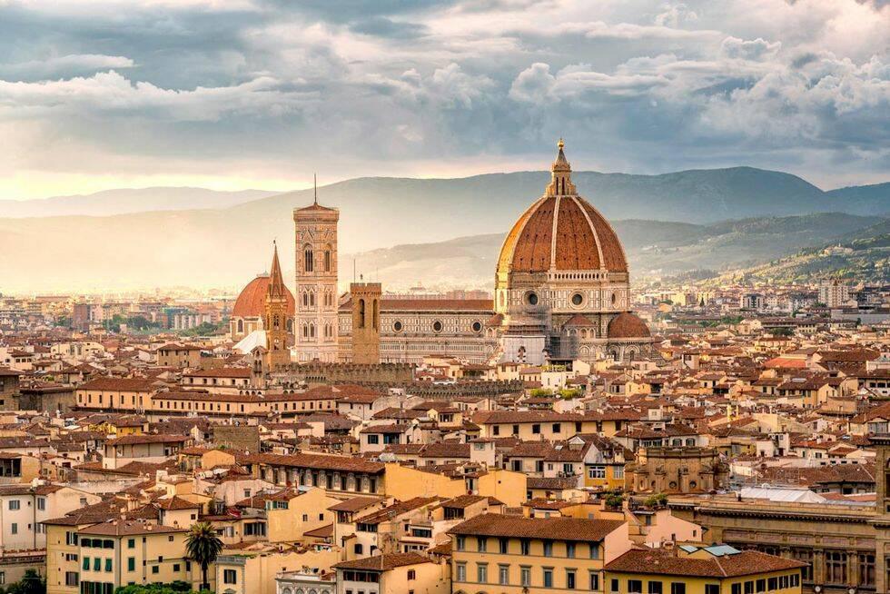 Städerna vi älskar mest i Italien – svenskarnas topp tio