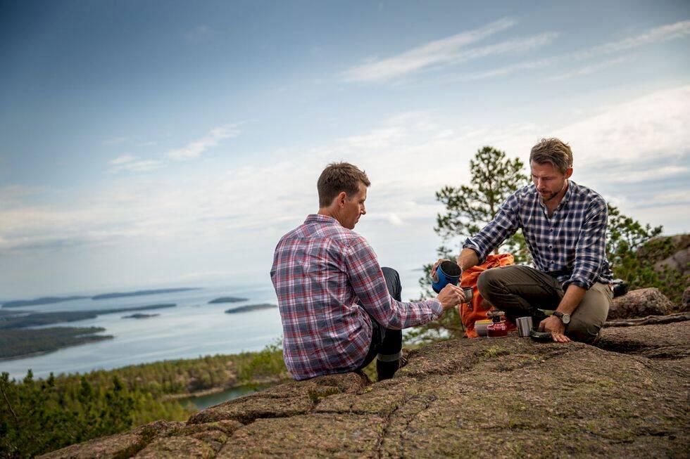 Sommarens tågluffarkort för Norrtåg och Inlandsbanan är här