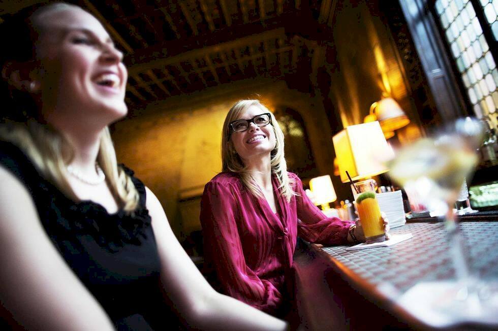 New York: Klassiska barer på Manhattan