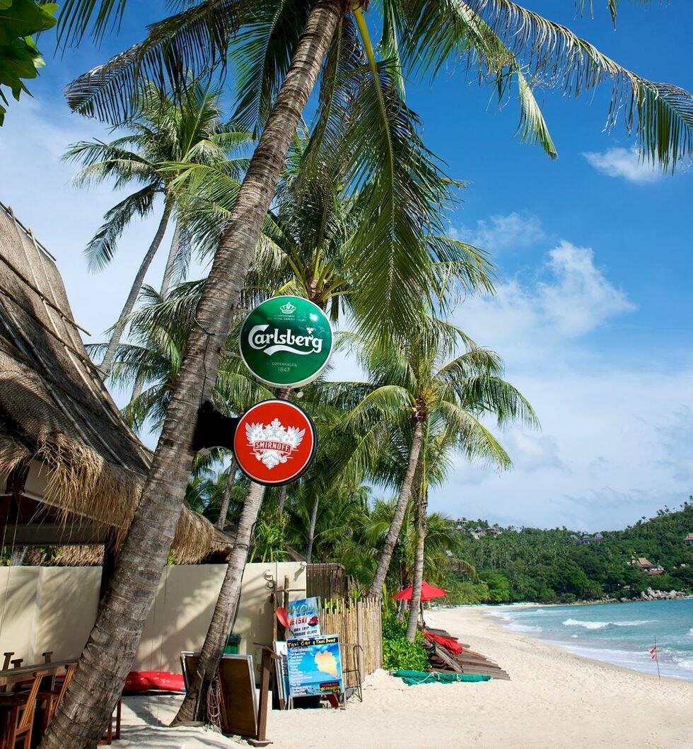 Sydostasiens bästa stränder