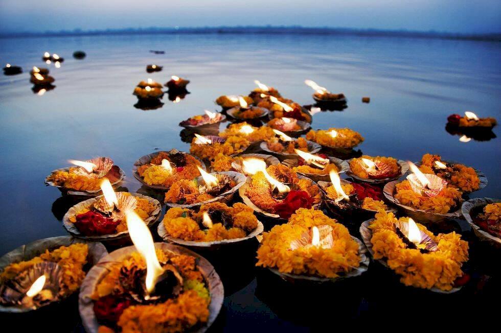 Varanasi – Indiens heligaste stad