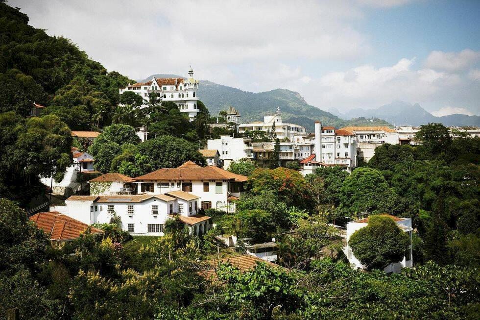 Santa Teresa – Rios bohemiska by