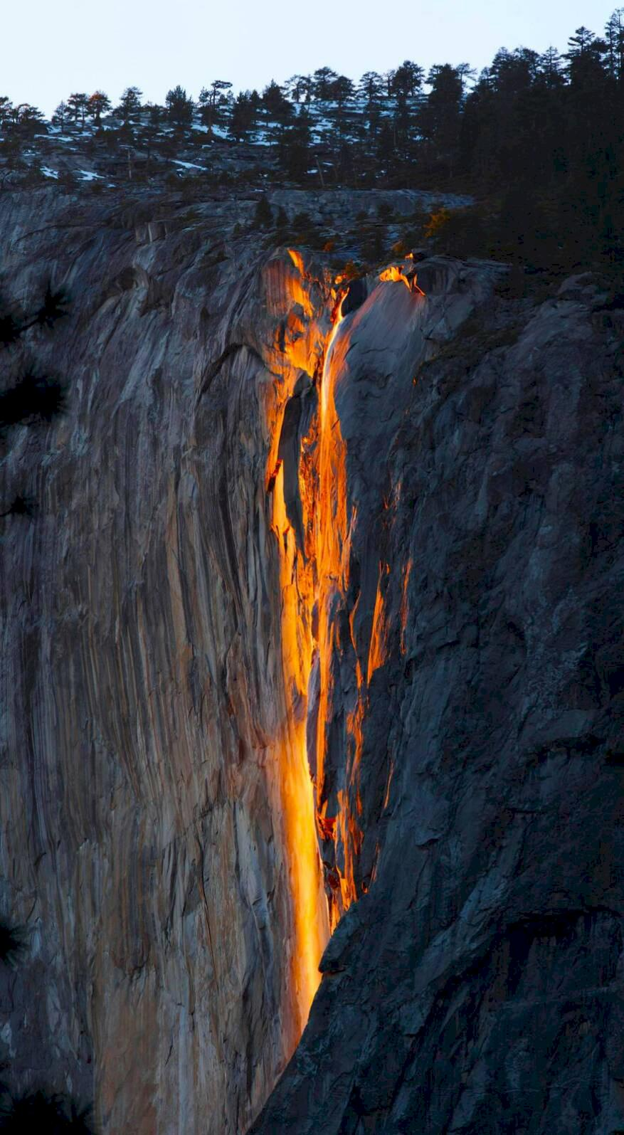Därför borde du åka till Yosemite nationalpark just nu