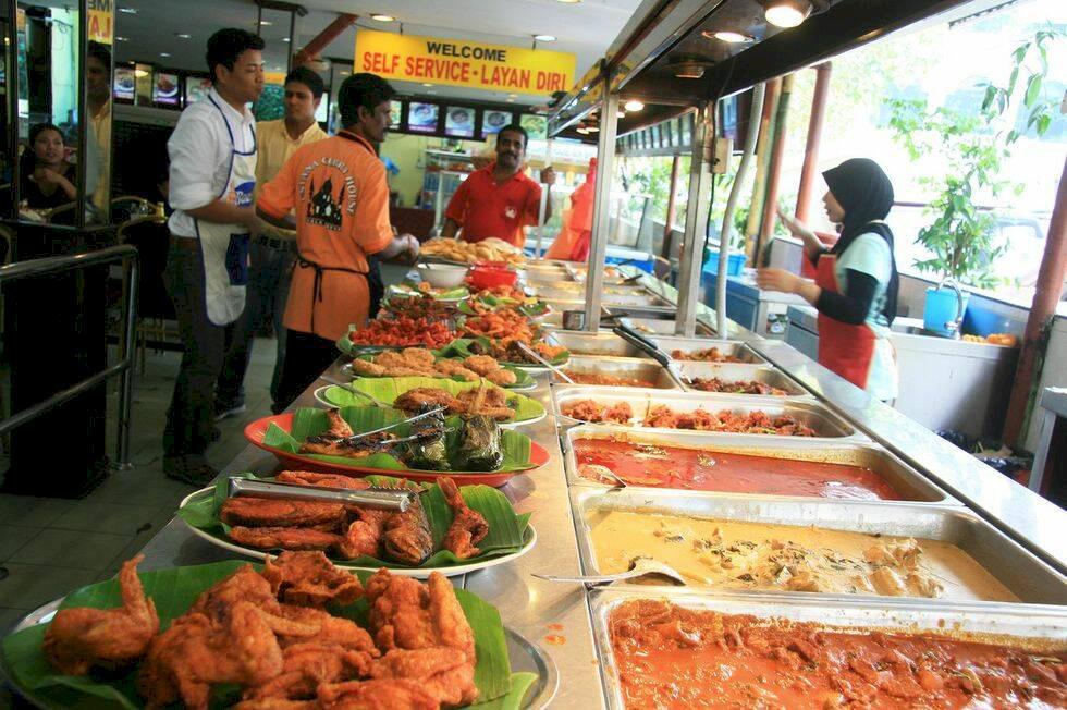 24 timmar i Kuala Lumpur