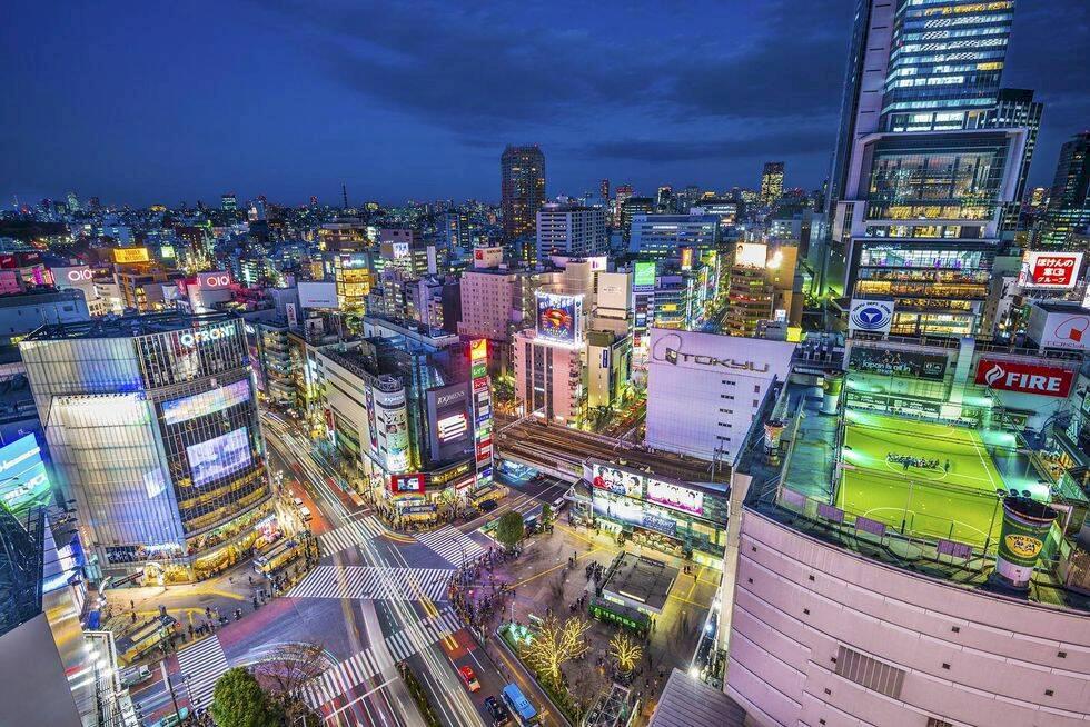 33 måsten i Tokyo
