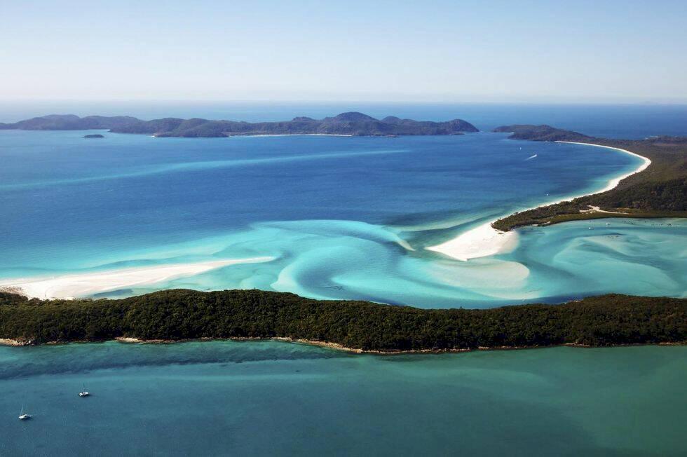 Paradis! Är det här världens bästa stränder?