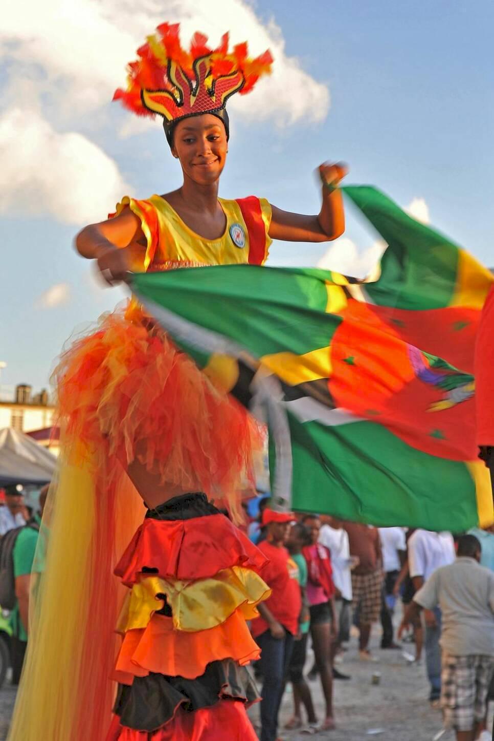 Guide: Guadeloupe & Dominica