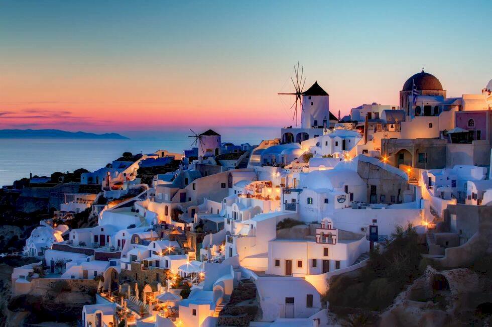 Sommarens grekiska nyheter i bilder