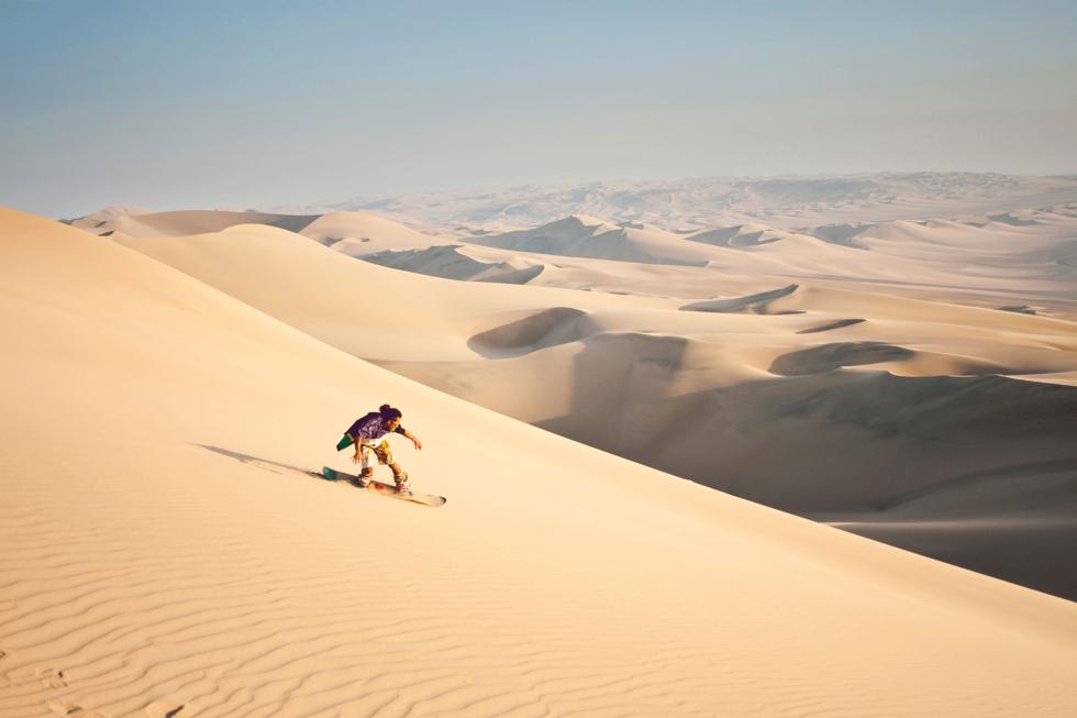 Världens 25 bästa äventyr