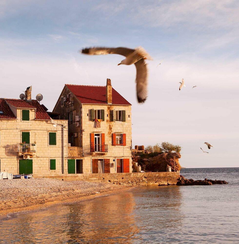 Kroatien: Segling mot skärgårdens sista utpost