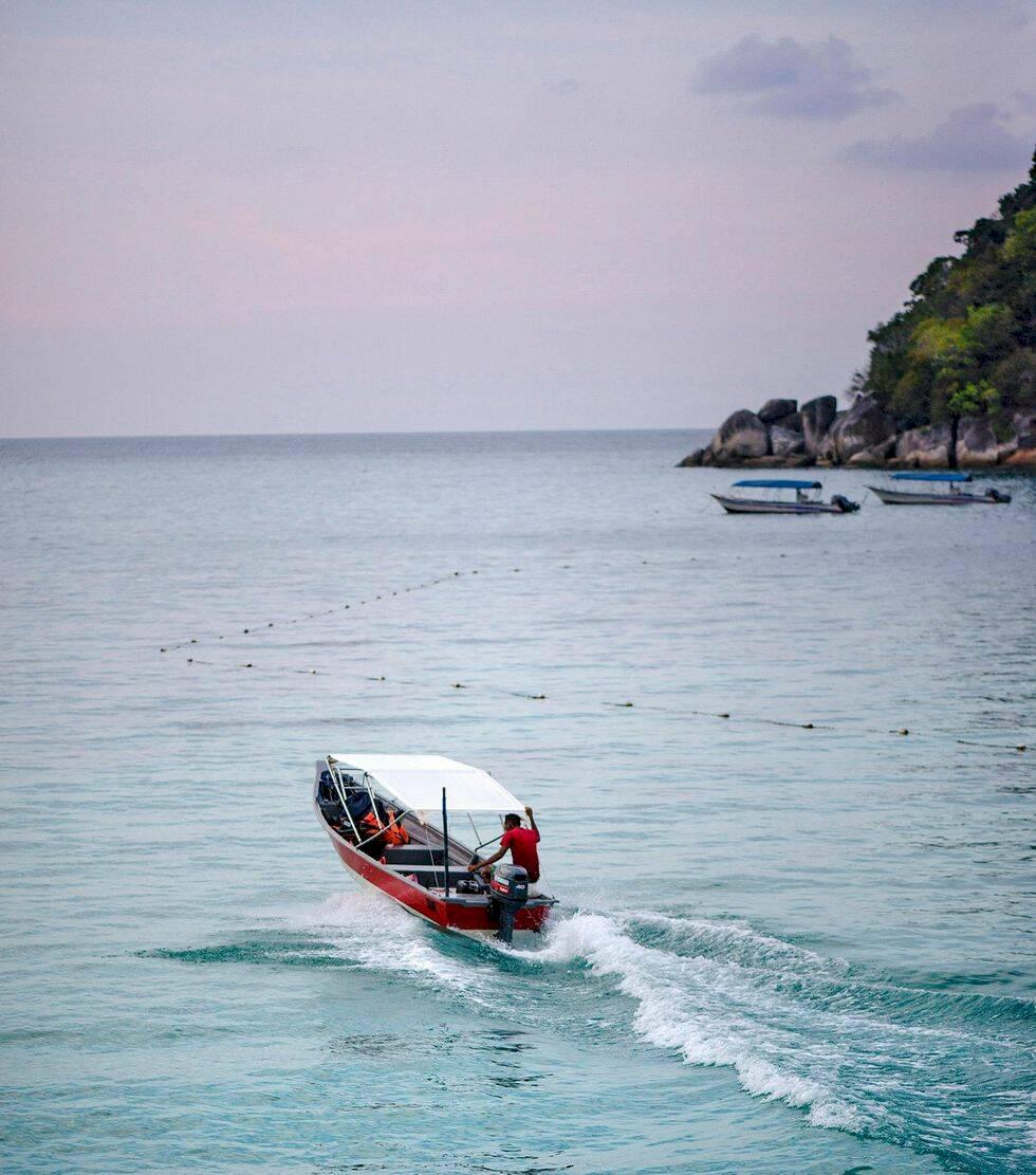 Malaysia: Perhentianöarna – ett överhettat paradis