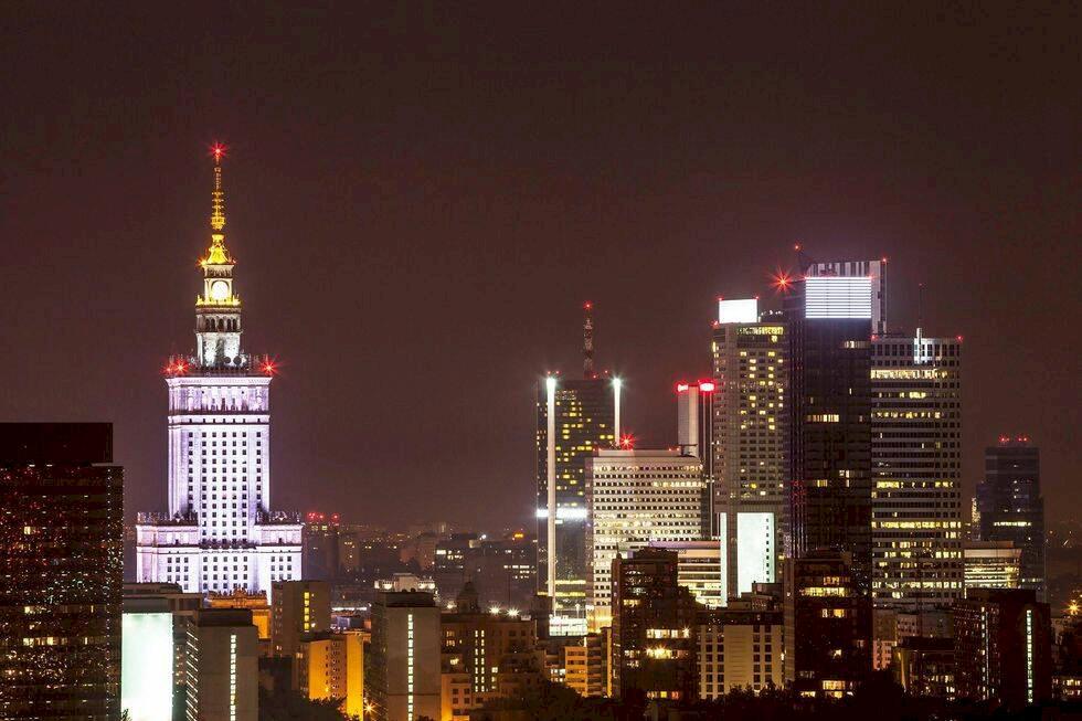 Warszawa – Europas nya hipsterhuvudstad