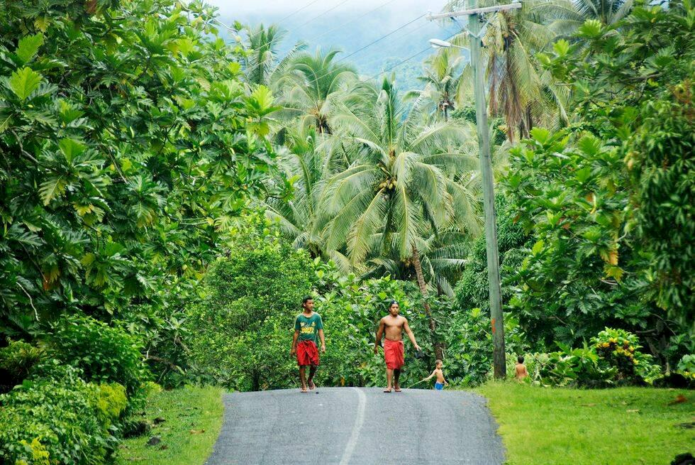 Samoa – slappna av i Söderhavet