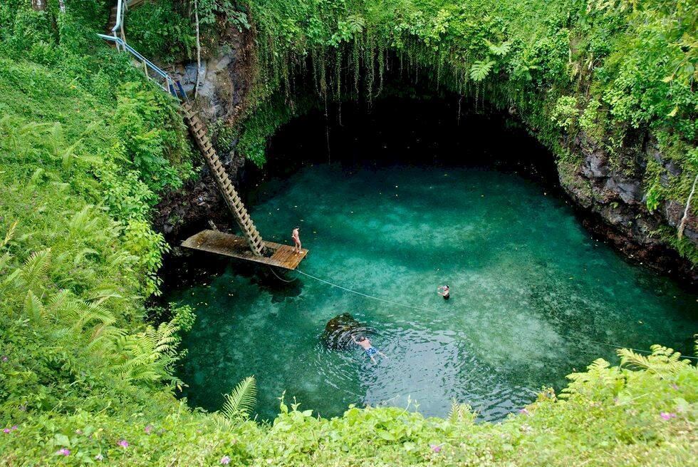 Guide: Resa till Samoa