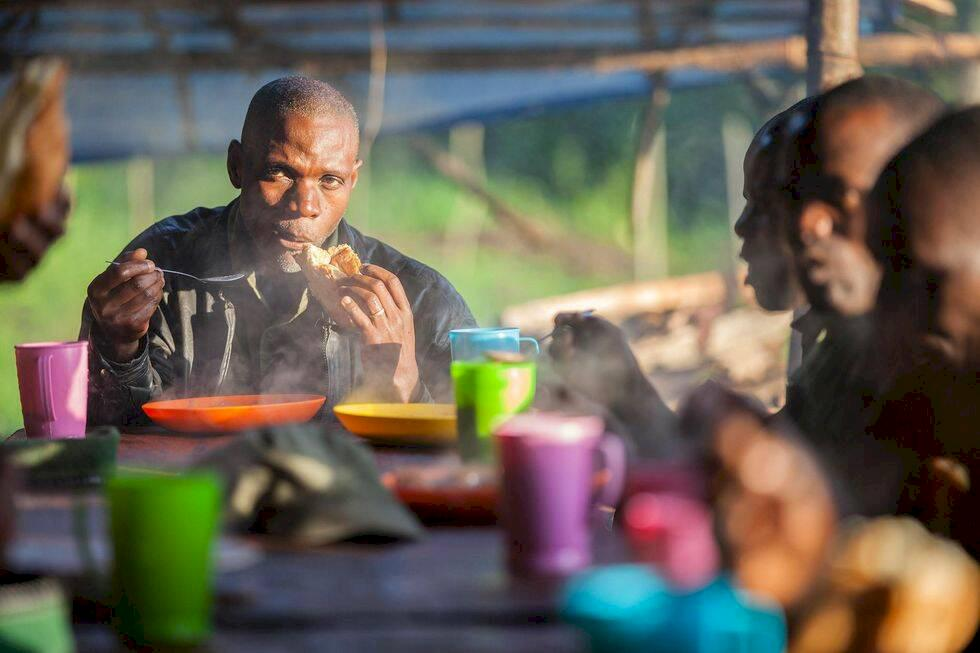 Afrika: På besök hos Kongos kungar