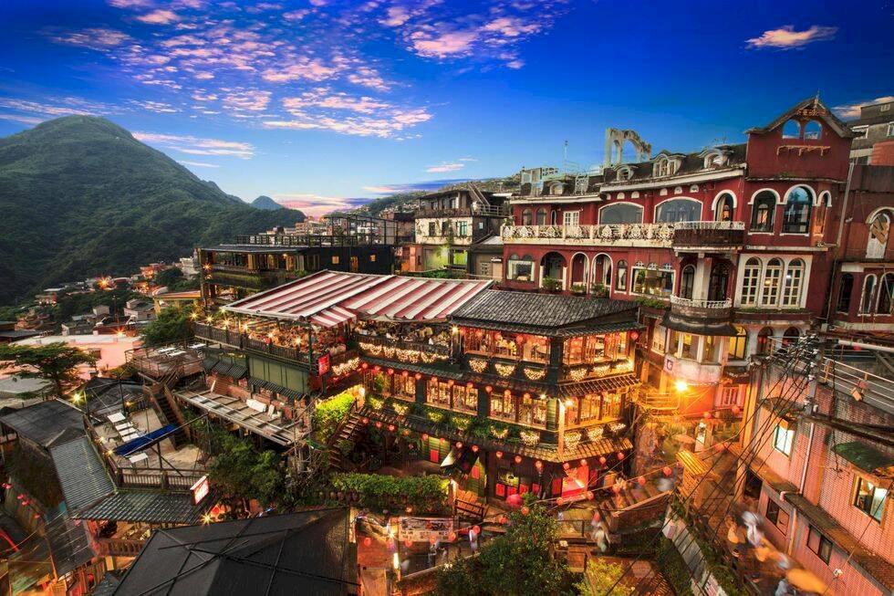 24 timmar i Taipei, Taiwan