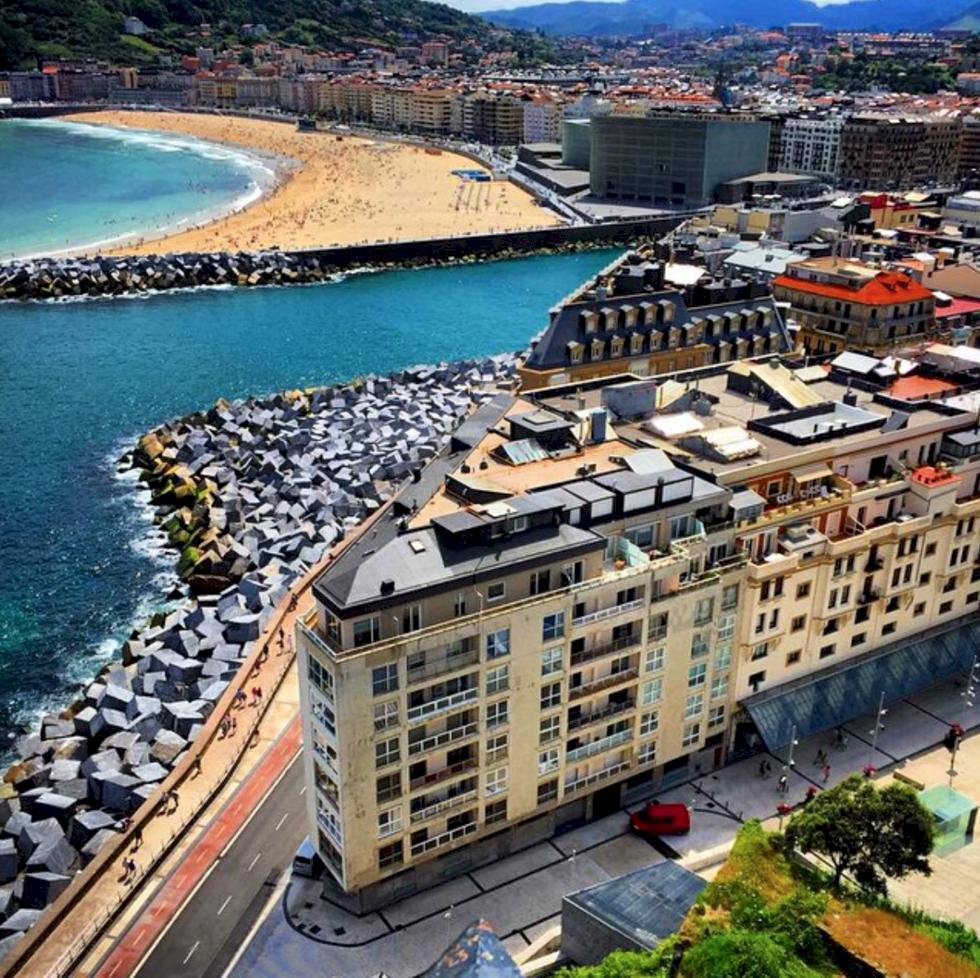 24 timmar i San Sebastián – strandhäng och gourmetmat