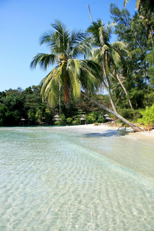 Bästa stränderna i Thailand: 10 favoriter