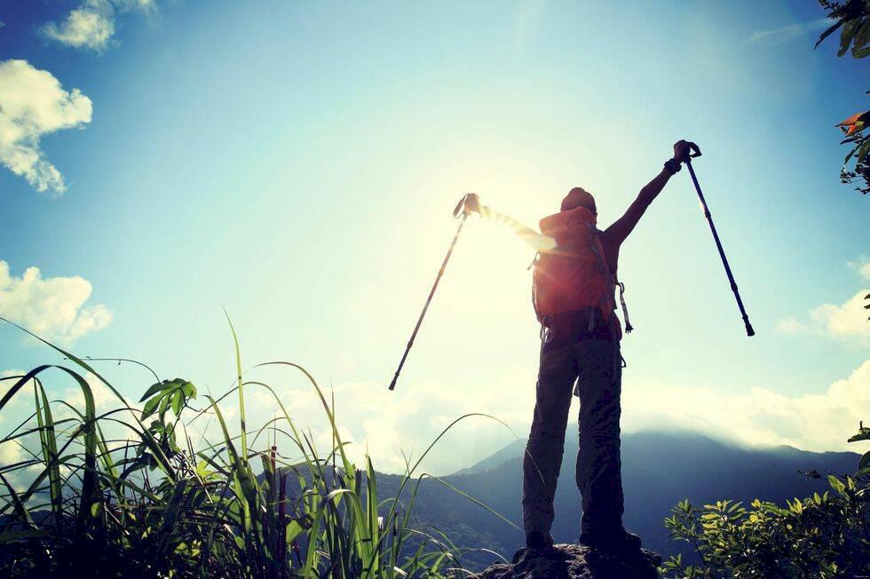 10 anledningar till varför du borde vandra på din nästa resa