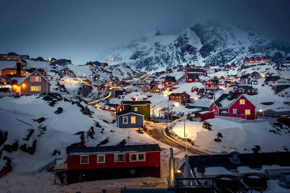 Grönland – småskaligt men storslaget