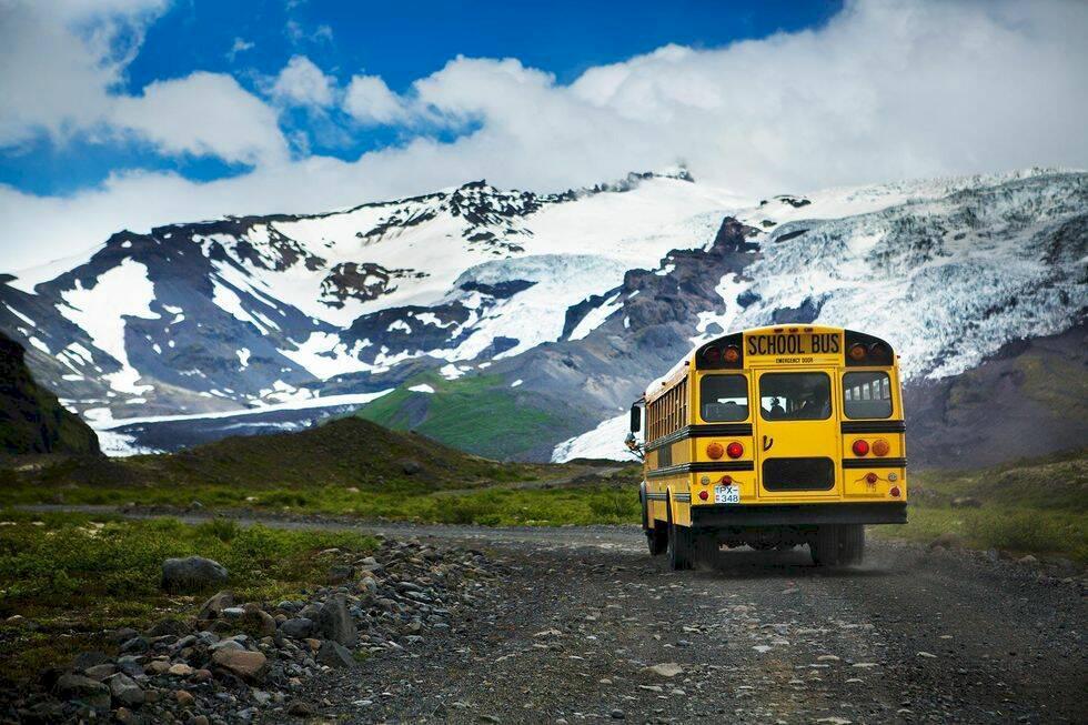 Island: Magisk roadtrip landet runt