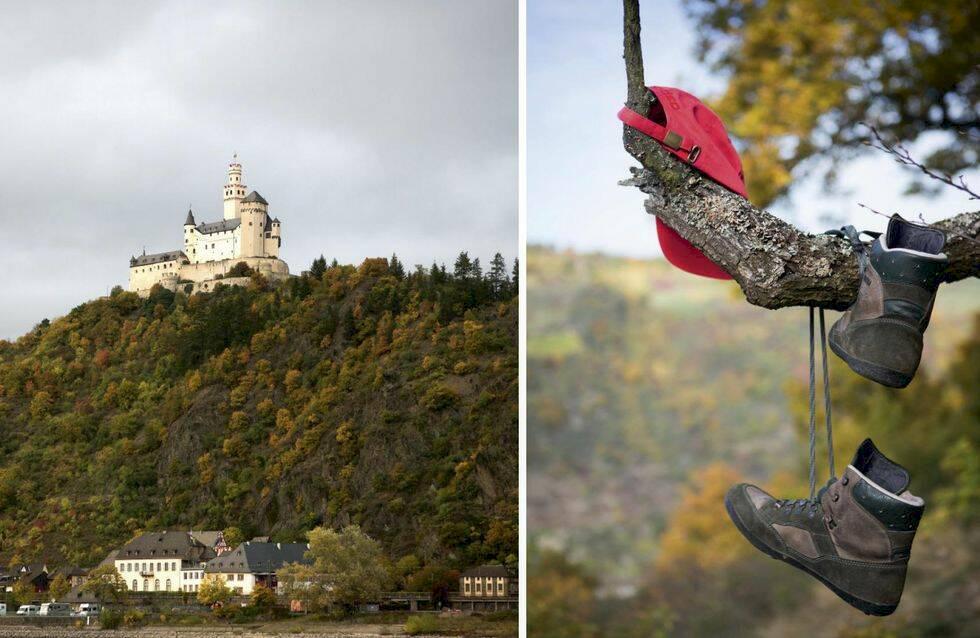 Rhendalen: Romantisk resa längs floden
