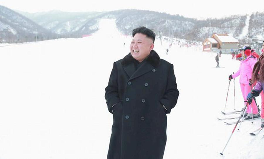 Nordkorea hoppas på turistboom