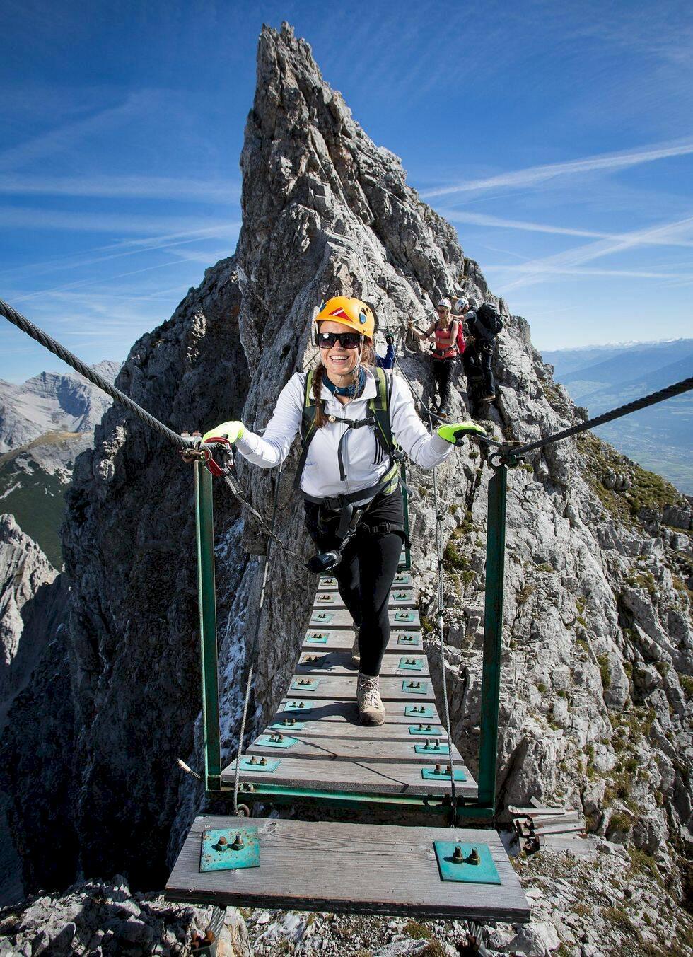 4 spännande aktiviteter i Innsbruck