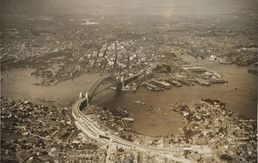 Nu och då: Historiska bilder visar 8 populära storstäders makalösa förändring