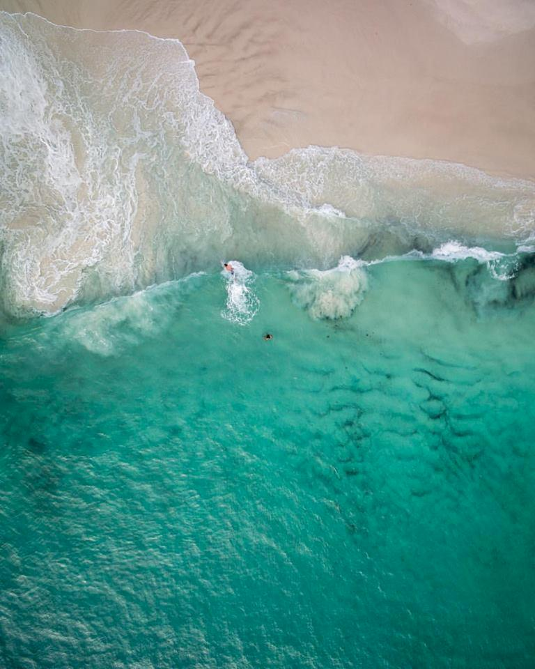 12 vidunderliga bilder från Australiens kust som är som konstverk från naturen