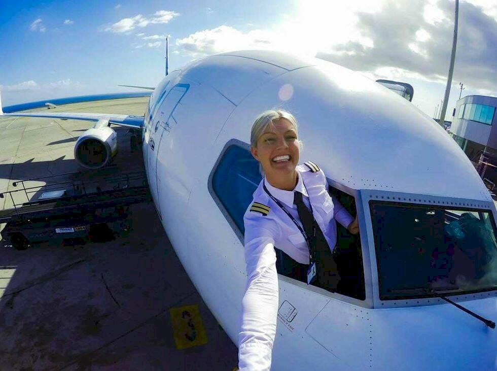 Här är den svenska piloten som tar Instagram med storm