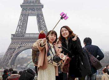 Långväga turister dissar Frankrike – och snart kanske hela Europa