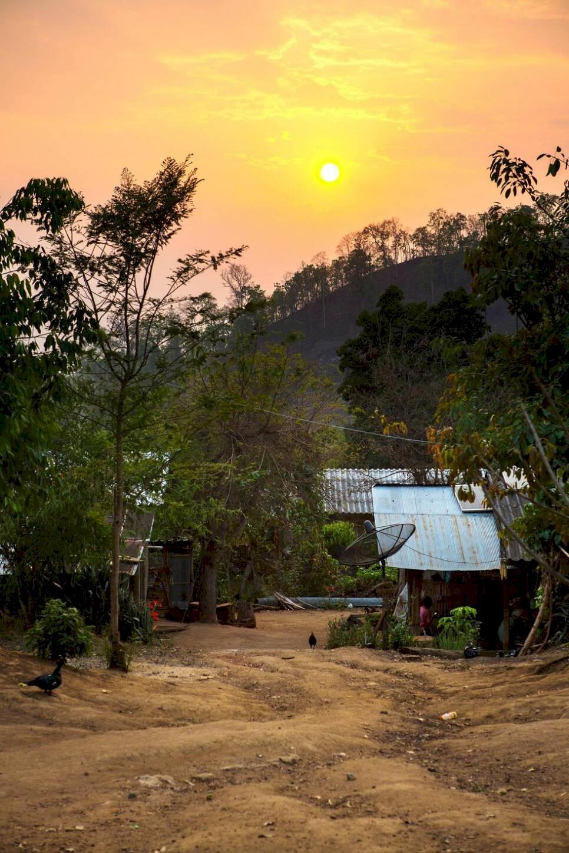 Chiang Mai: Vi vandrar mellan bergsbyar i norr