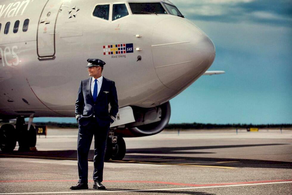 Se bilderna på SAS nya uniform