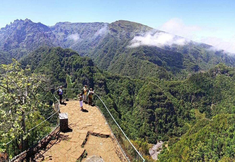8 äventyr på Madeira
