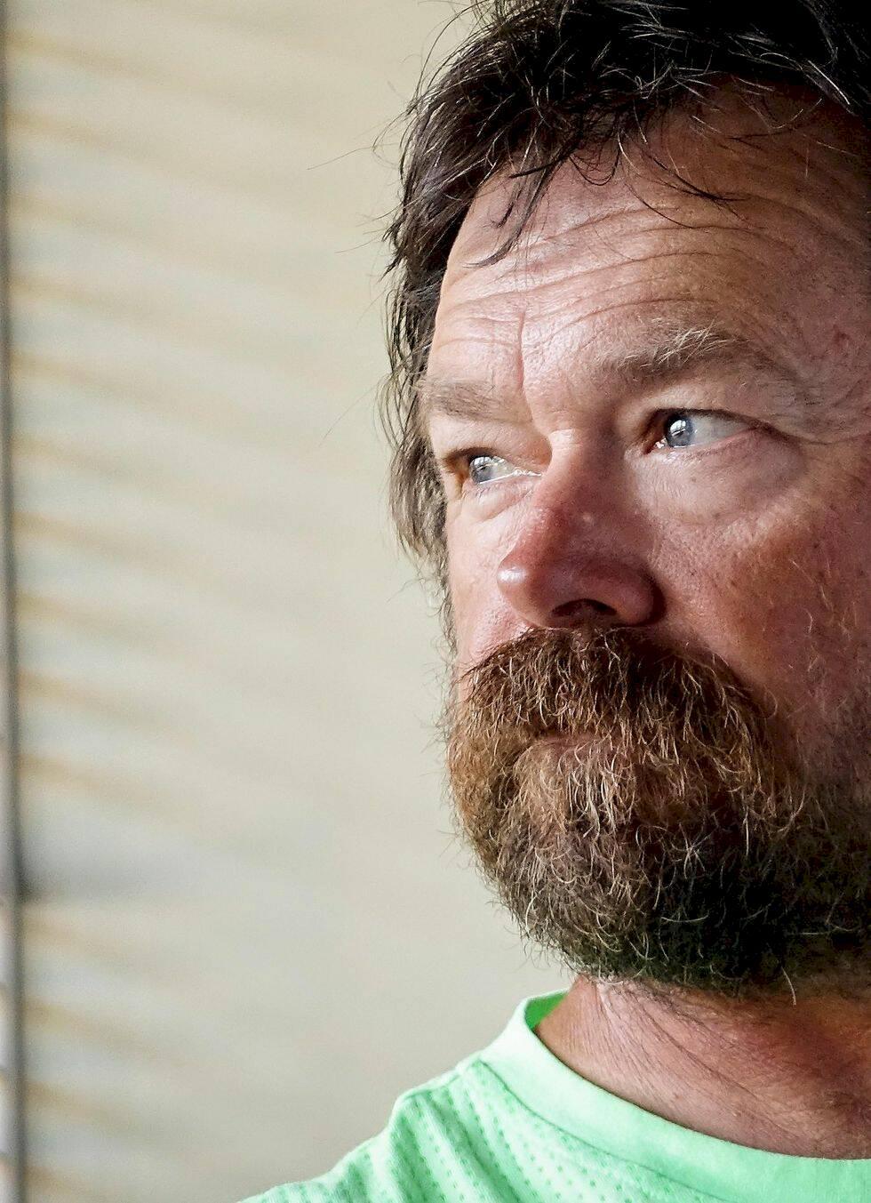 Möt mannen som vandrade från Stockholm till Sydney