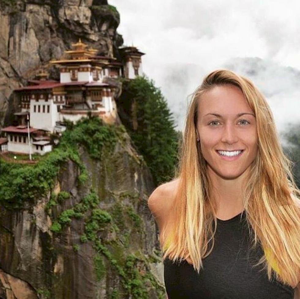 27-åringens rekord – besöker alla världens länder på kortast tid