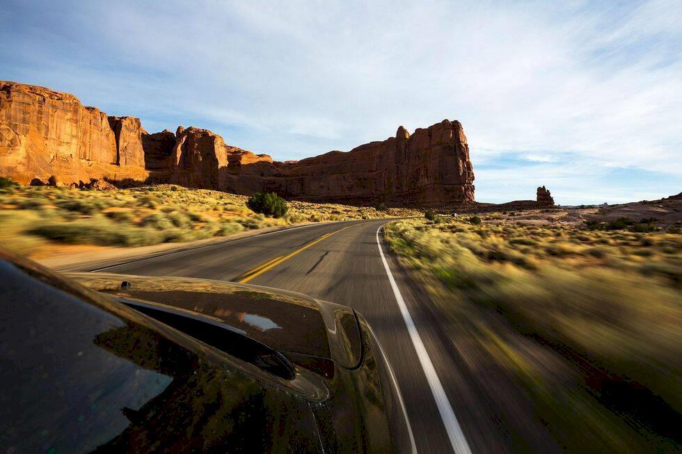 Roadtrip i USA – med bil från Las Vegas till New Mexico