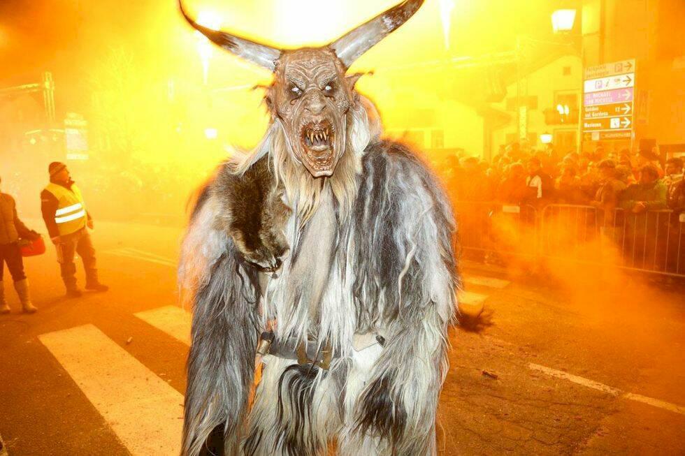 Är det här världens läskigaste jultradition?