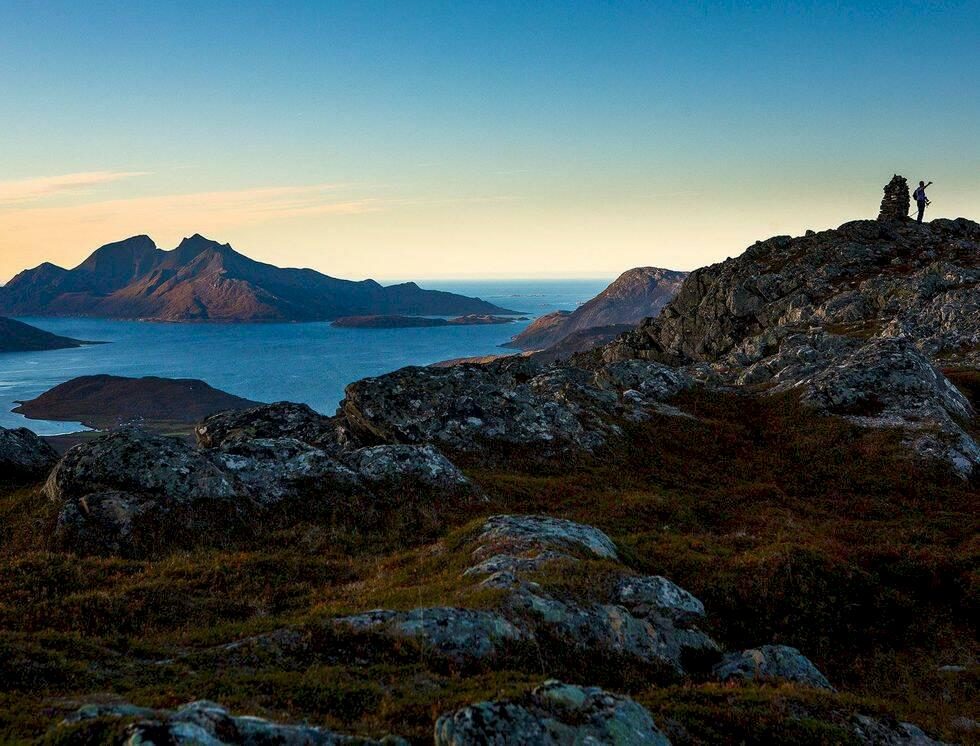 Norge: Fjordsafari med Hurtigruten