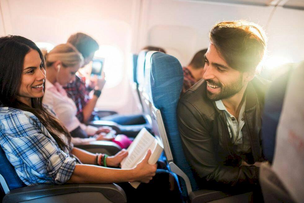 Nu finns en dating-app för resenärer